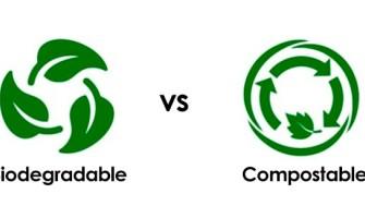 Hotelería sostenible: Diferencias entre biodegradable y compostable