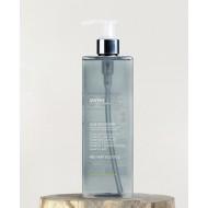 Shampoo y acondicionador en botella