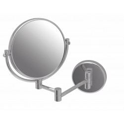 Espejo de aumento redondo doble cara