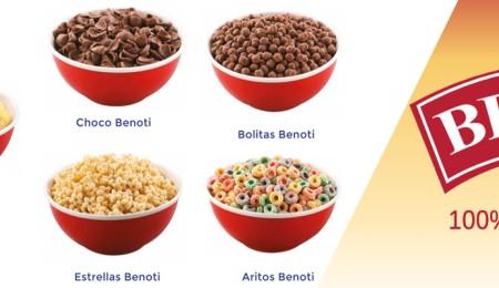 Cereales Benoti
