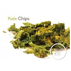 Kale chips tradicional