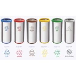 Basureros separadores de residuos