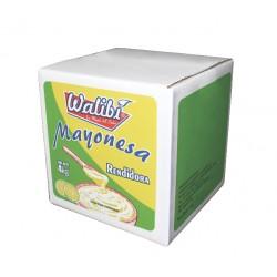 Mayonesa rendidora caja