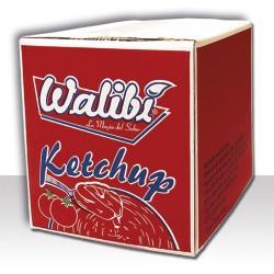 Caja ketchup